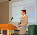 Rachel Barnett, Assistant Ombudsman, Joint Office of Citizen Complaints, Dayton, Ohio, Outreach – Getting the Word Out