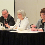 Panelists: Dennis Goodwin, Ombudsman, Office of Colorado's Child Protection Ombudsman, Fiona Crean, Ombudsman, Office of the Ombudsman, City of Toronto, and Diane Wellborn, Ombudsman and Executive Director, Dayton-Montgomery County Ombudsman's Office